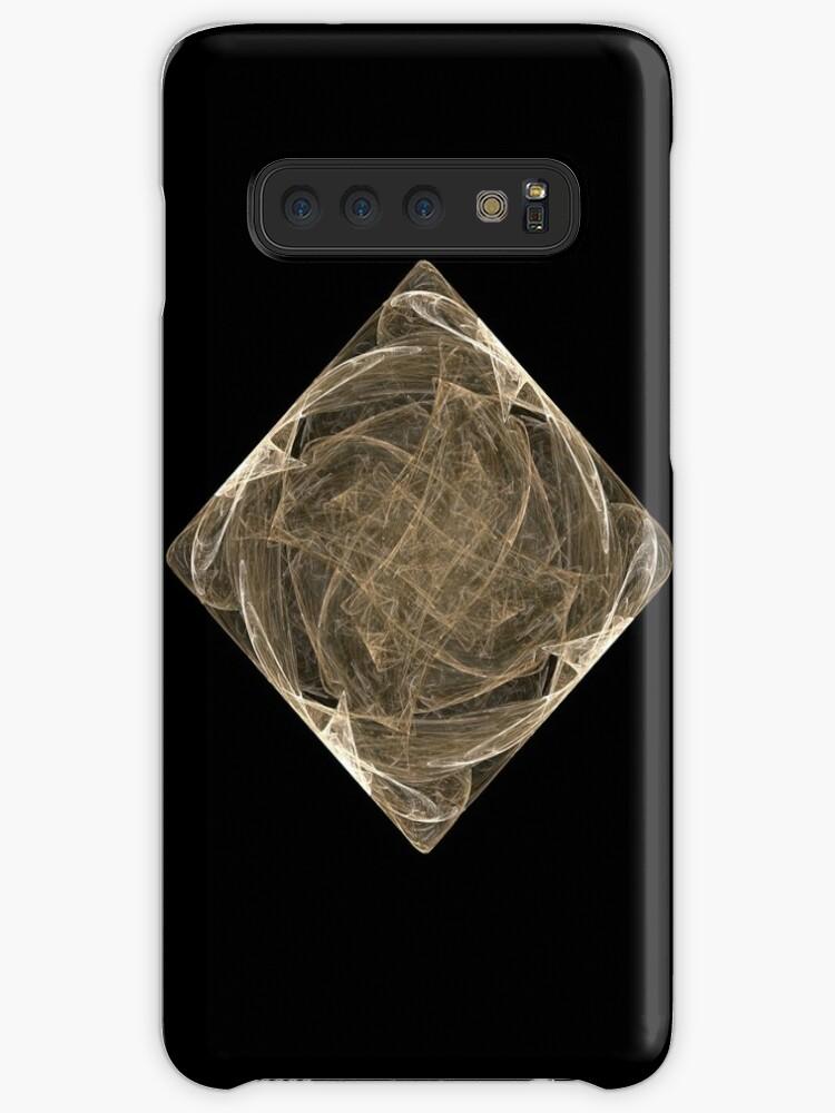 'Fractal Views-160322-115' Hülle & Klebefolie für Samsung Galaxy von pASob-dESIGN