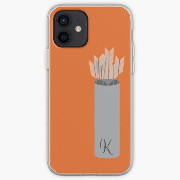 Girl on Fire iPhone Soft Case