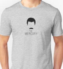 Gesichtssänger Rock Slim Fit T-Shirt