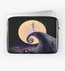 The Nightmare Before Christmas Laptop Sleeve