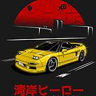 Wangan Heroes NA1 - Yellow by BBsOriginal