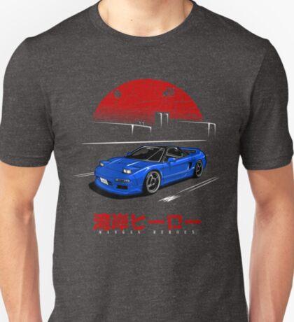 Wangan Heroes NA1 - Blue T-Shirt