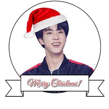Feliz Navidad de Jin de kaptenzissou