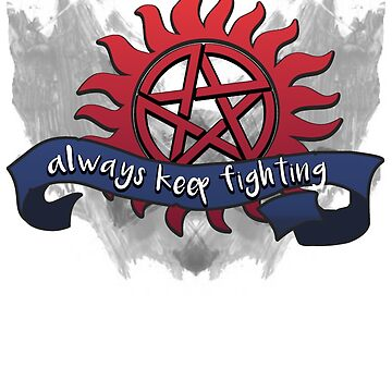 Always Keep Fighting by KaiFx19