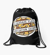Plate Appreciation Society Drawstring Bag