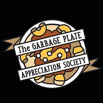«Société d'appréciation des assiettes» par murphypop