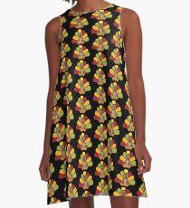 Gobble Gobble A-Line Dress