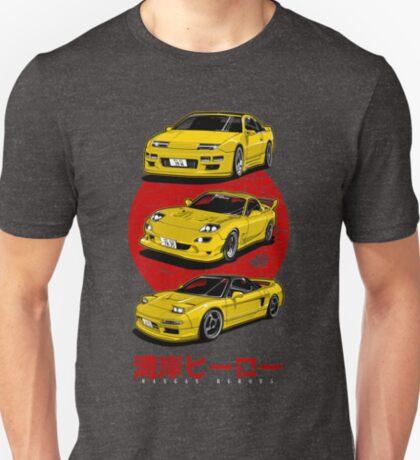 Wangan Heroes - Yellow T-Shirt