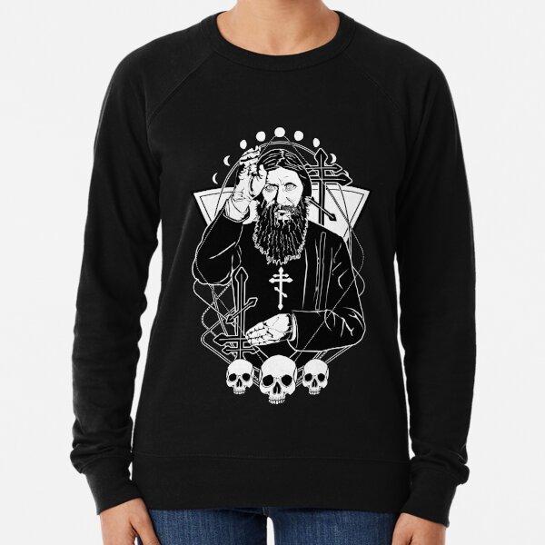 Grigori Yefimovich Rasputin - the Russian mystic Lightweight Sweatshirt