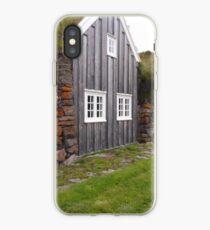 Vinilo o funda para iPhone Islandia