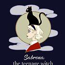 «Sabrina la bruja adolescente» de enami