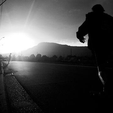 towards the sun by jacktoohey