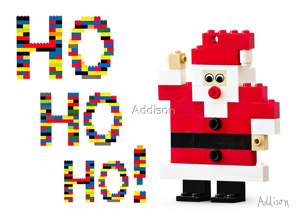 Ho Ho Ho! by Addison
