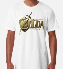 Legend of Zelda Ocarina Time Logo: Ropa para hombre | Redbubble