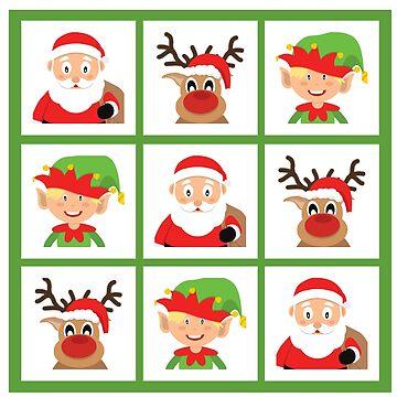 Christmas festivity by kcgfx