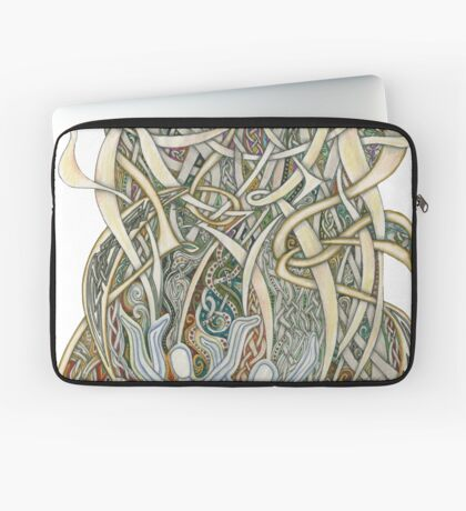 Let Our Voices Rise Like Incense Laptop Sleeve