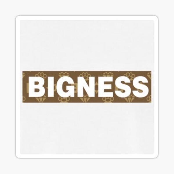 GTA 5 - AUTOCOLLANT Bigness Sticker