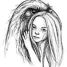 meet raven by ArtsyAnts