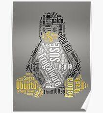 Tux Typo Poster