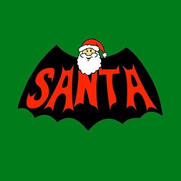 Santa Man by zombill