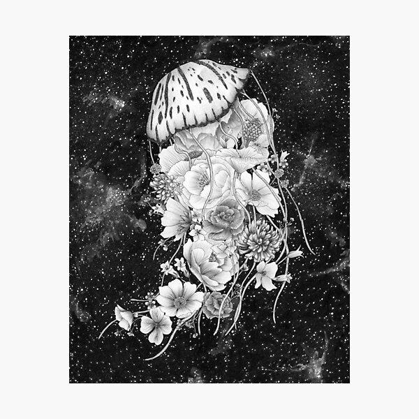 Magic Ocean: The Jellyfish Photographic Print