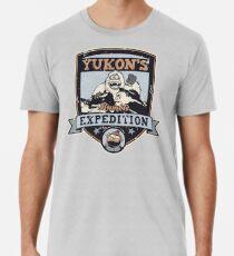Yukons Expedition Männer Premium T-Shirts