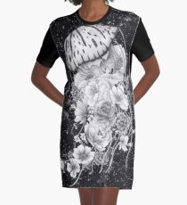 Magic Ocean: The Jellyfish Graphic T-Shirt Dress