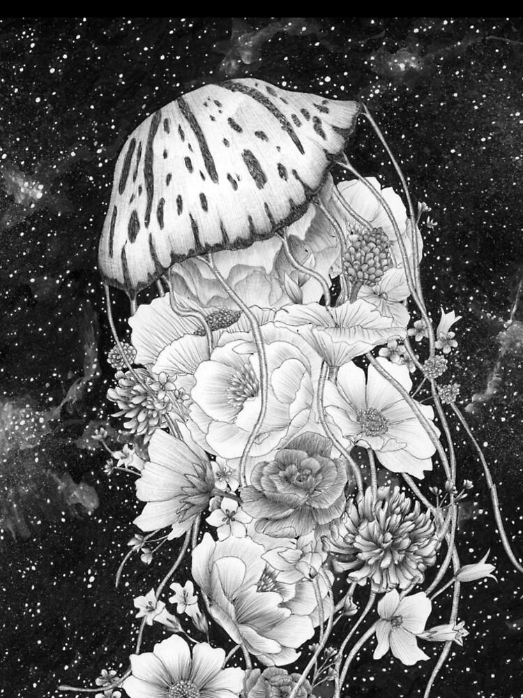 Magic Ocean: The Jellyfish by ECMazur