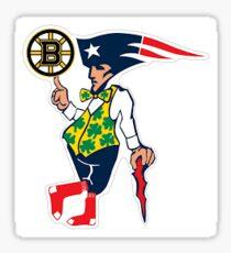 Boston Sports  Sticker