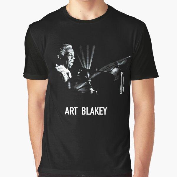 Art Blakey Graphic T-Shirt