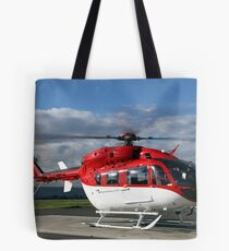 Helicopter Eurocopter EC145 #2 Tote Bag