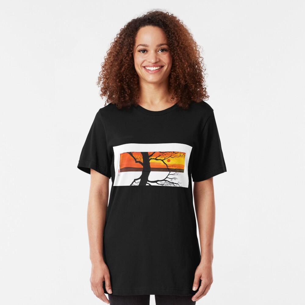 Fire Moss Slim Fit T-Shirt