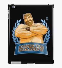 COME TO DADDY - YOUNGER VERSION iPad Case/Skin