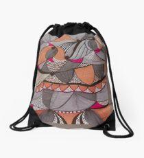 Plume Drawstring Bag