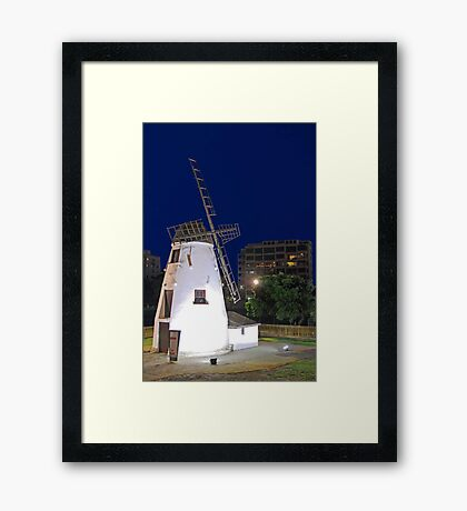 Shenton's Mill - South Perth  Framed Print