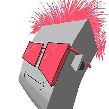 Robo-Dude by niry