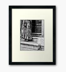 Christine Framed Print