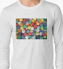 Multi-coloured emotions Long Sleeve T-Shirt