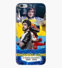 Fernando Alonso iPhone Case
