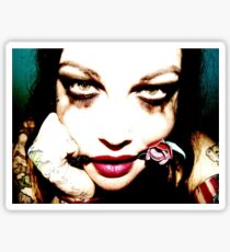 Mia Tyler Sticker