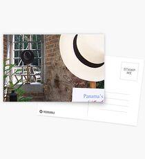 Hats for sale! II Postcards