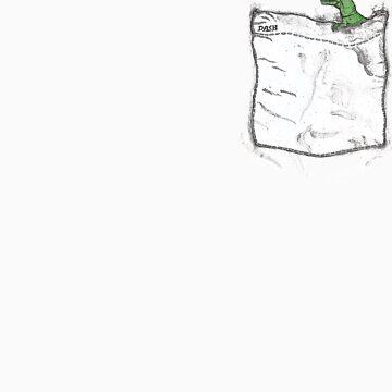 Rex's Pocket by soulcat