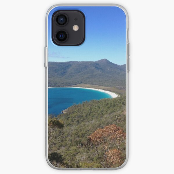 Wineglass Bay iPhone Soft Case