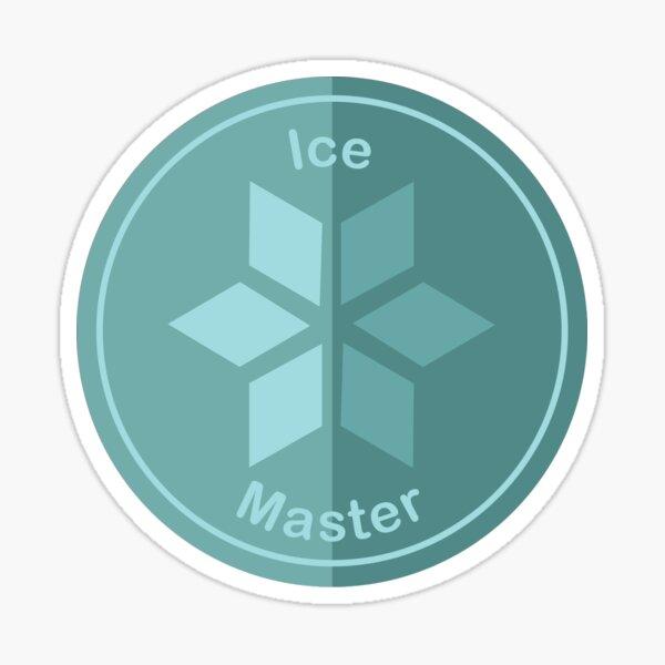 Eisart Master Sticker