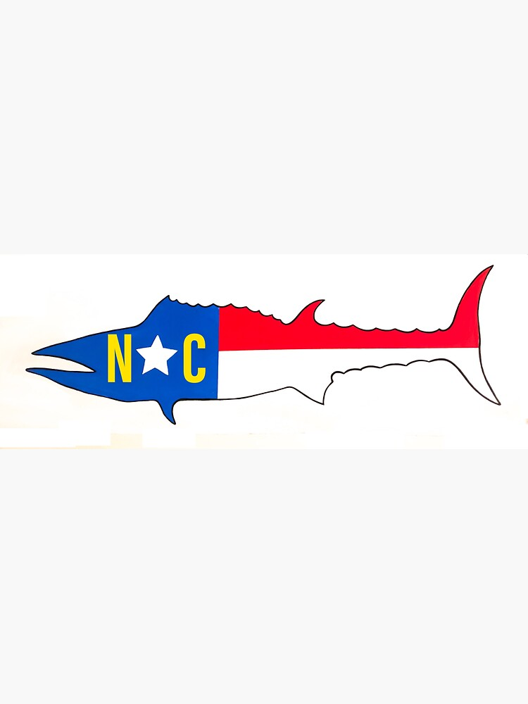 NC Wahoo by barryknauff