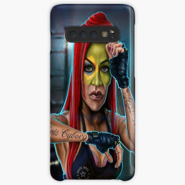Cris Cyborg Samsung Galaxy Snap Case