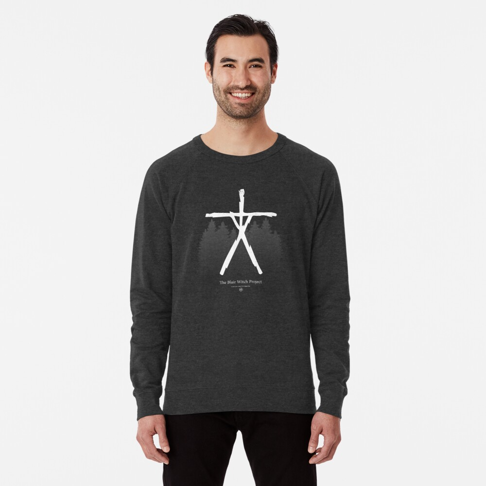 The Blair Witch Project - Scary Movies Lightweight Sweatshirt