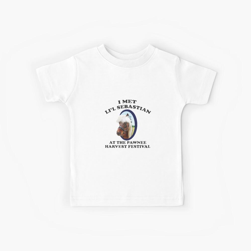 Li'l Sebastion Kids T-Shirt