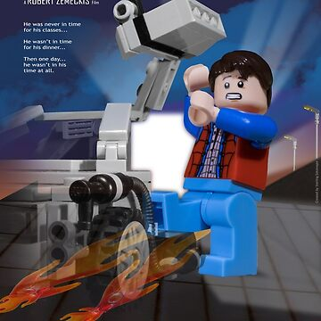 Brick to the Future by studio-88
