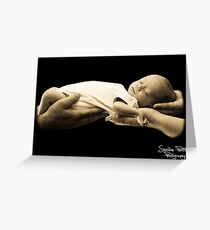 Loving Hands Greeting Card